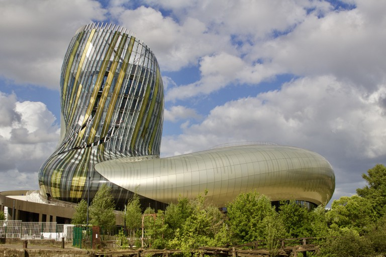 Welcome to La Cité du Vin | © Jennifer Migan