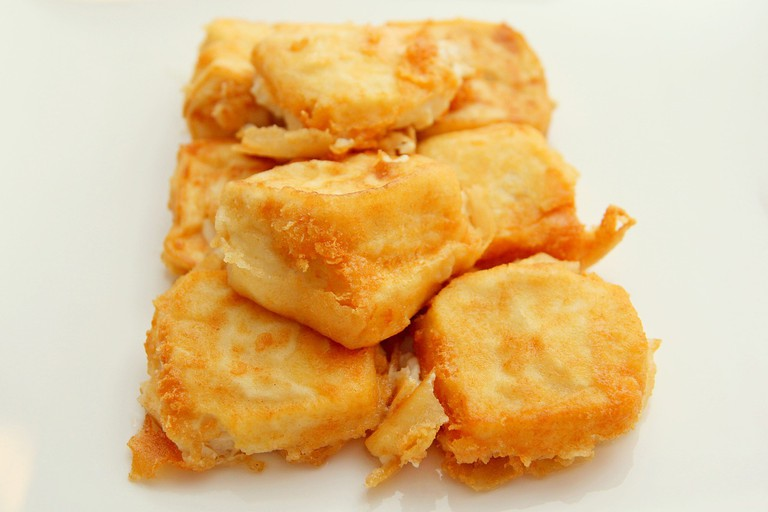 Fried Tofu