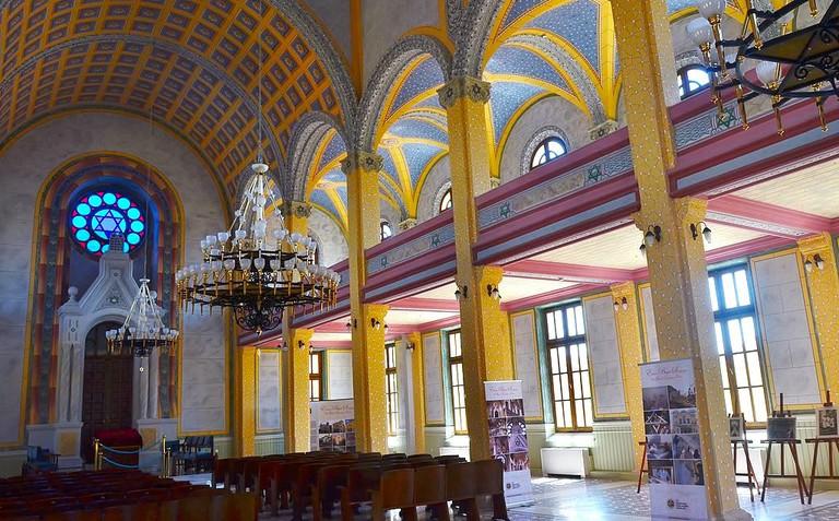 Grand Synagogue Edirne
