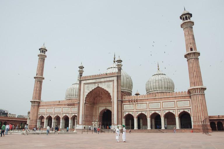 Jama Masjid   Palak Mittal / © Culture Trip