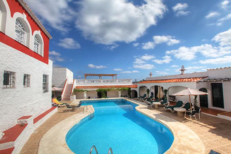 Hotel Del Almirante, Es Castell