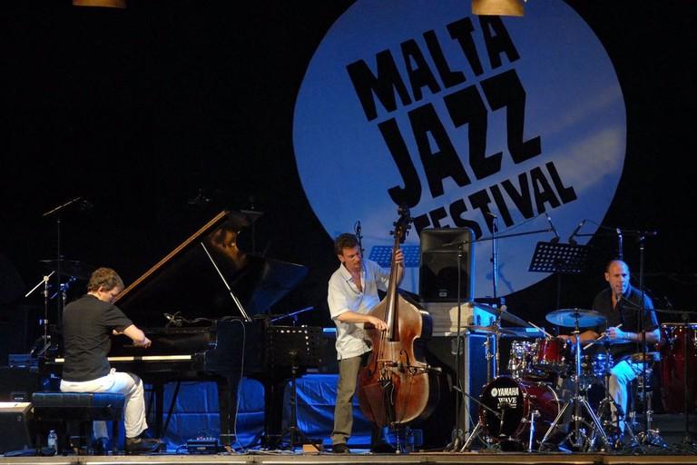 Malta Jazz Festival | Courtesy of Malta Tourism Authority
