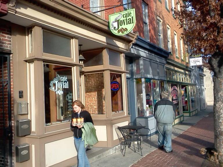 Cafe Jovial, Baltimore