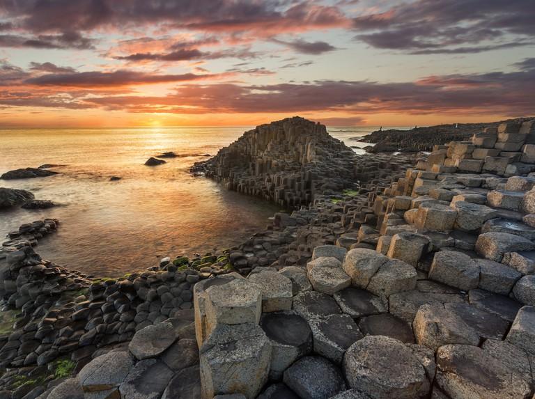 Giant's Causeway | © Kanuman/Shutterstock
