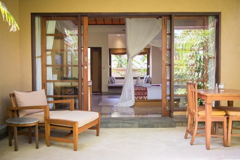 Komaneka at Monkey Forest Suite Room