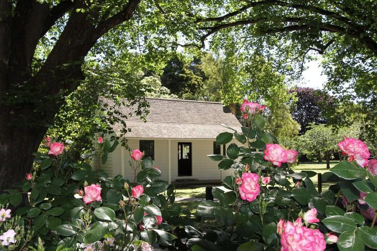 Riccarton House, Christchurch, New Zealand | Courtesy of Riccarton House