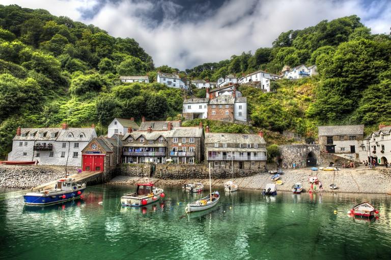 Fishing port in Devon | © Rolf E. Staerk/Shutterstock