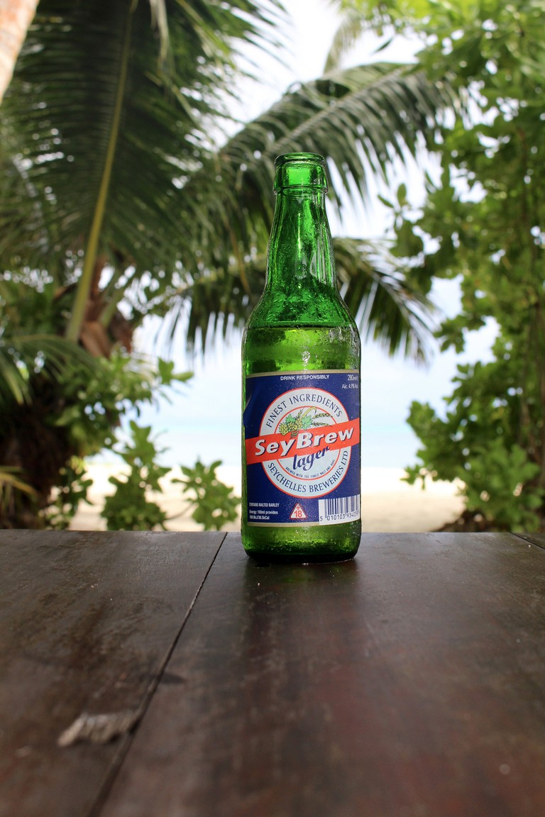 Things you can only buy in Seychelles - Seybrew