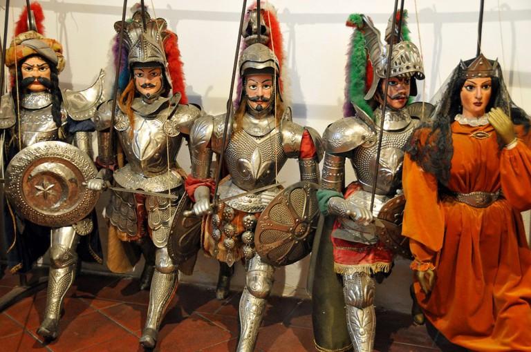 Sicilian Puppets©kuhnmi:flickr