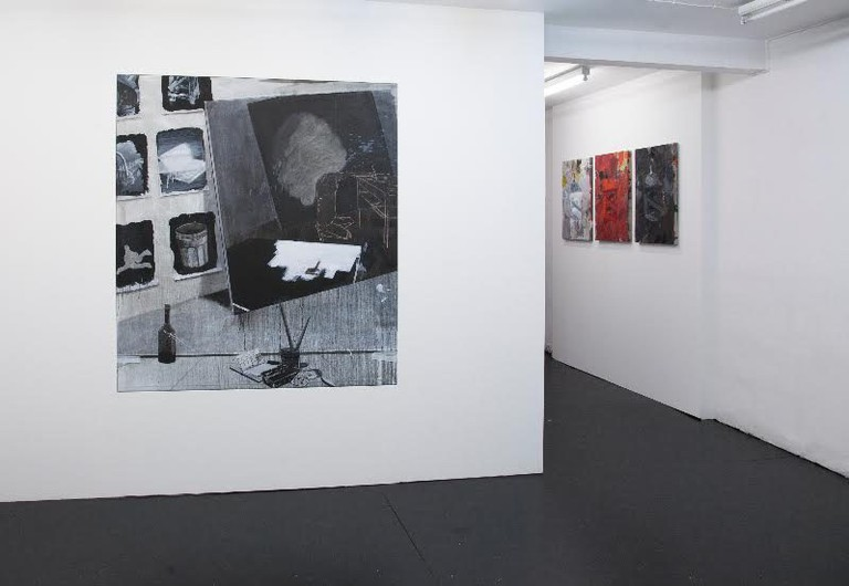 Installation view of Studio 1.1 Gallery
