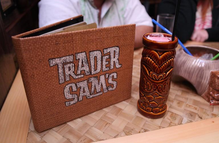 Trader Sam's