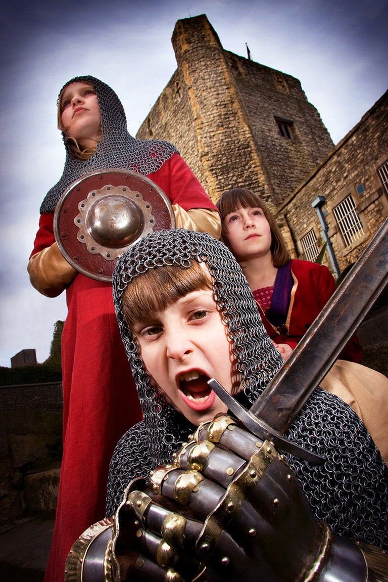 Step Back In Time | Courtesy of Oxford Castle Unlocked