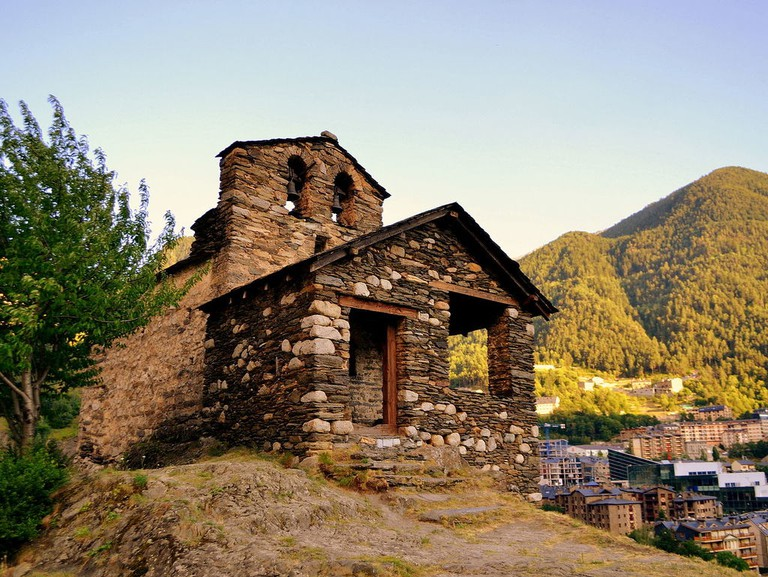 Església de Sant Romà de les Bons, Andorra