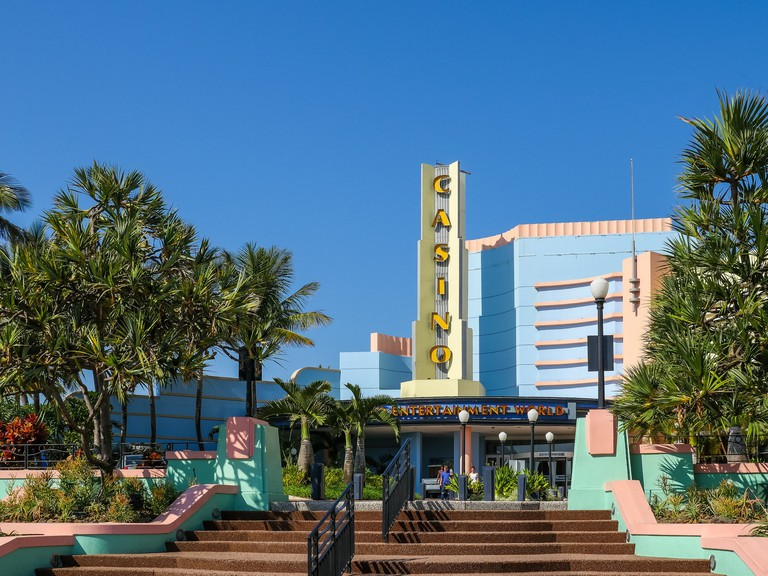 Suncoast Casino is mere minutes from