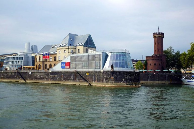 The Cologne Chocolate Museum