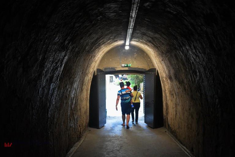 Grič Tunnel | © Miroslav Vajdic/Flickr