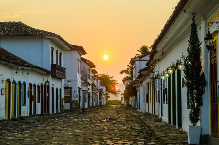 The historical centre in Paraty  © Carine Felgueiras/Flickr