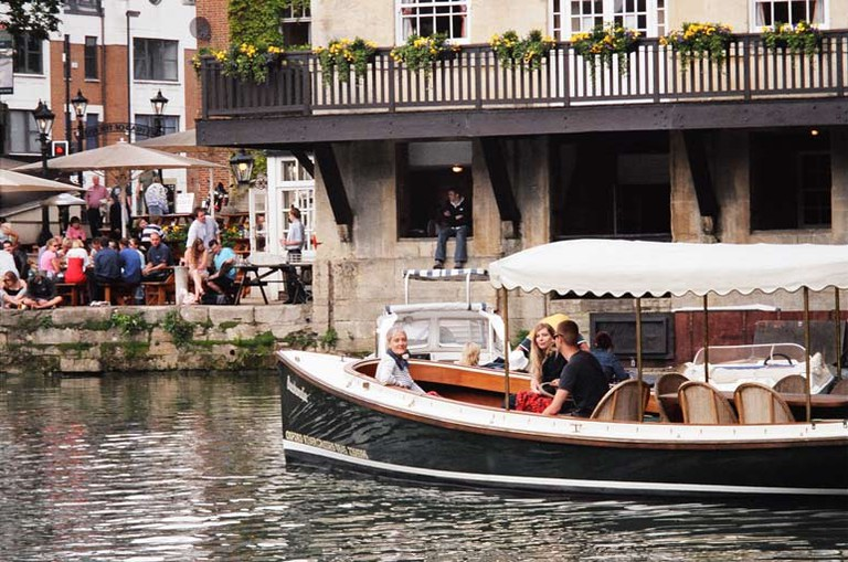 River Cruise | Courtesy of Oxford River Cruises