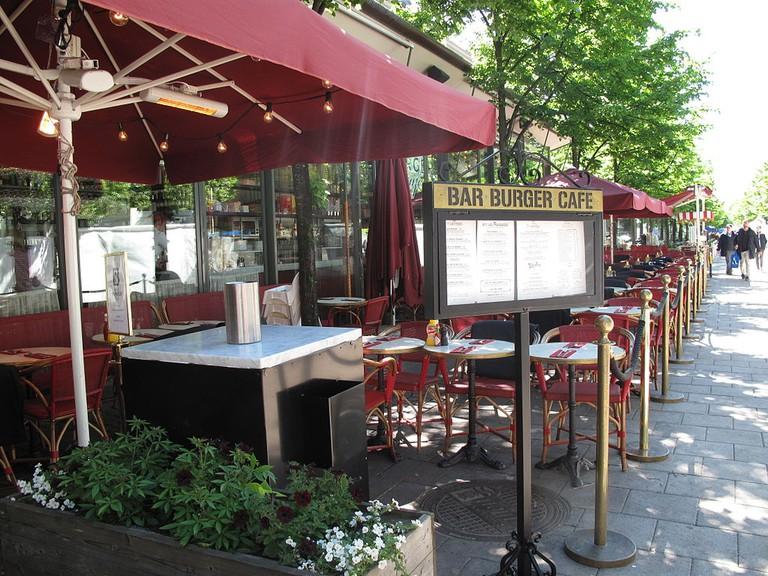 Bar Burger Café