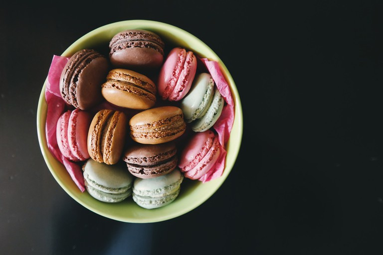 Learn to make macarons with French Made Baking