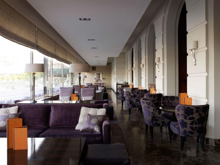 Inside Cadier Bar