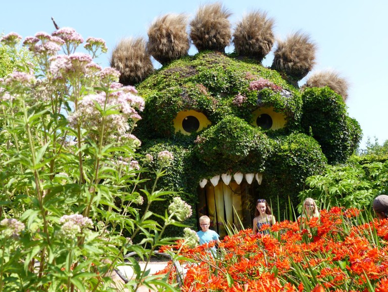 Plant-inspired games and rides await at Terra Botanica