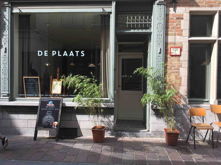 Newcomer De Plaats has show a fondness of hearty vegan meals