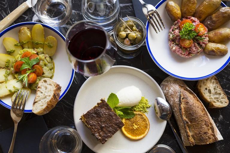 Delicious Iberian tapas at Pessic