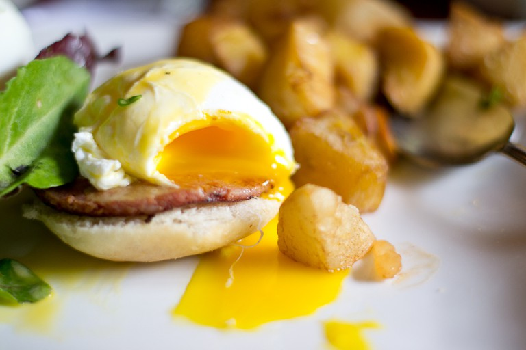 Brunch, the perfect weekend treat