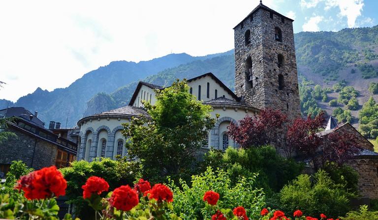 Església de Sant Esteve, Andorra   ©MARIA ROSA FERRE / Wikimedia Commons