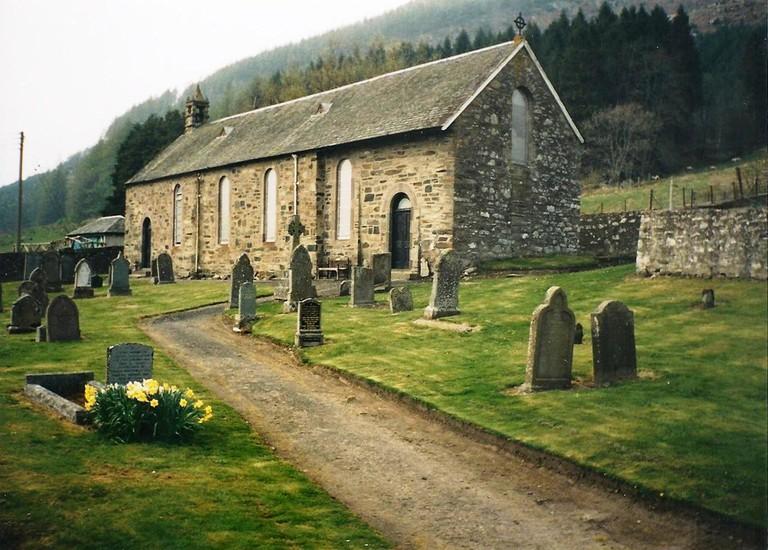 Dull Church, Scotland