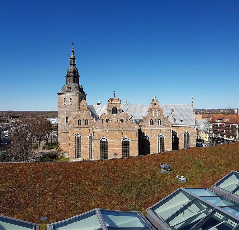 Kristianstad's Heliga trefaldighetskyrkan