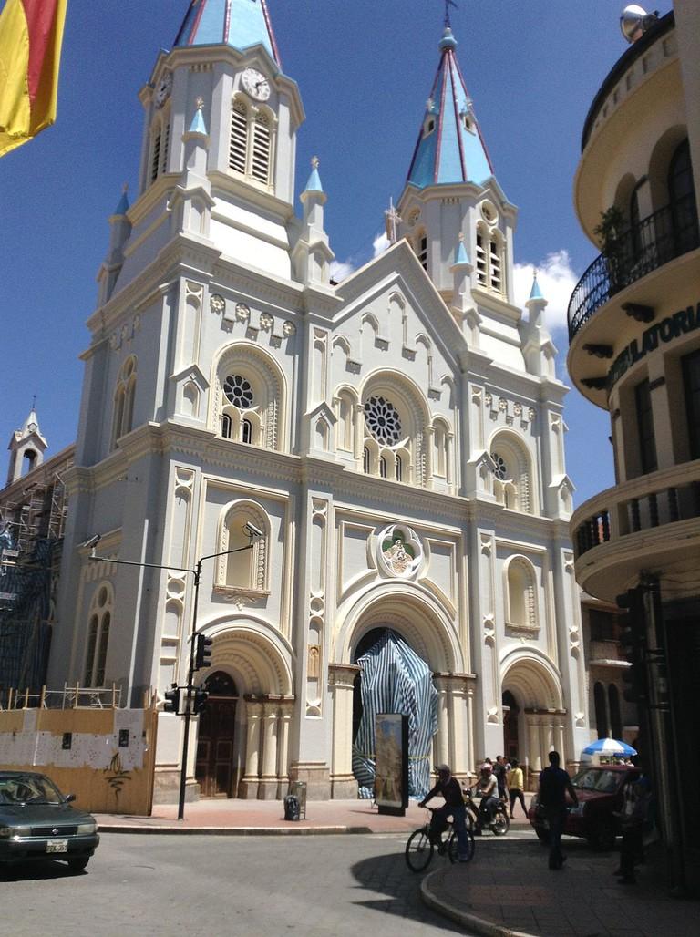 Iglesia de San Alfonso, Cuenca