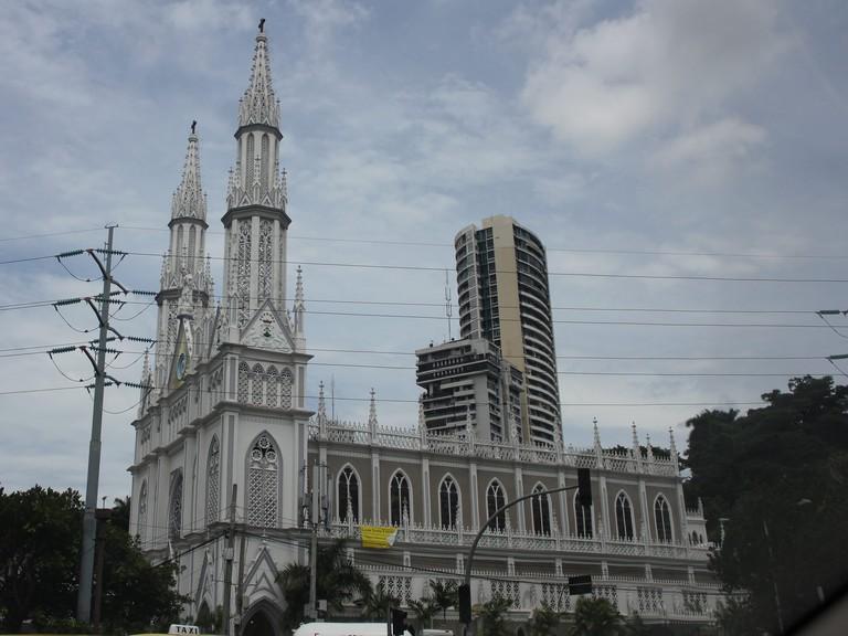 Iglesia del Carmen, Panama City