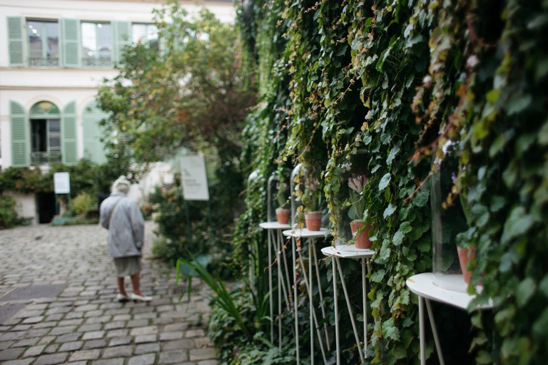 Montmartre's Museum of Romance