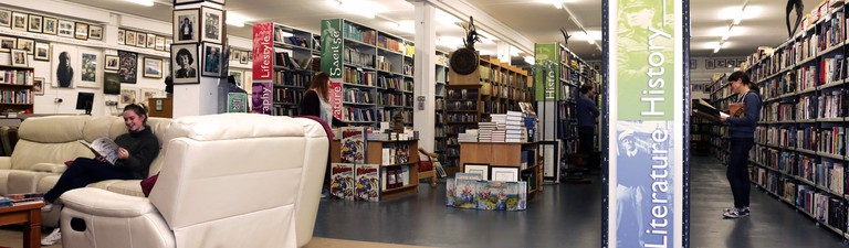 Kennys Bookshop & Art Galleries Ltd., Galway