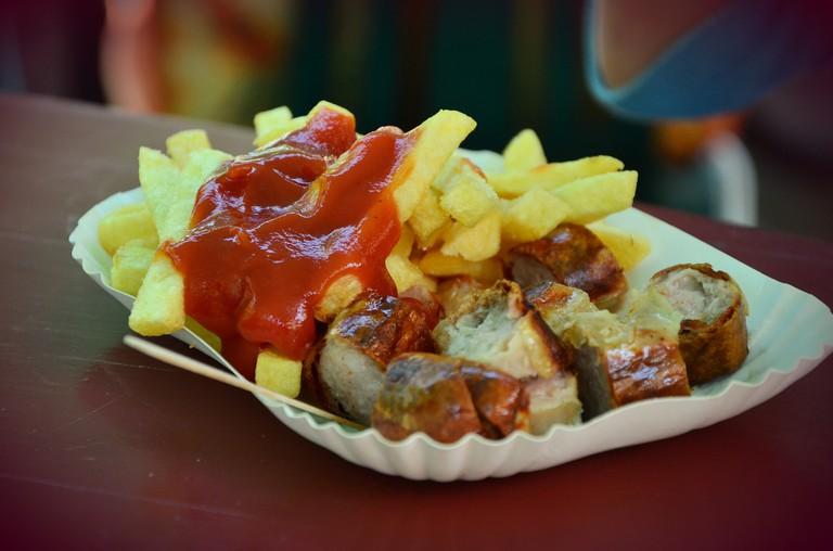 Berlin's most beloved snack