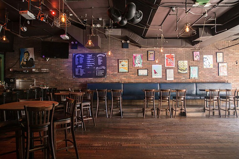Knitting Factory's Front Room