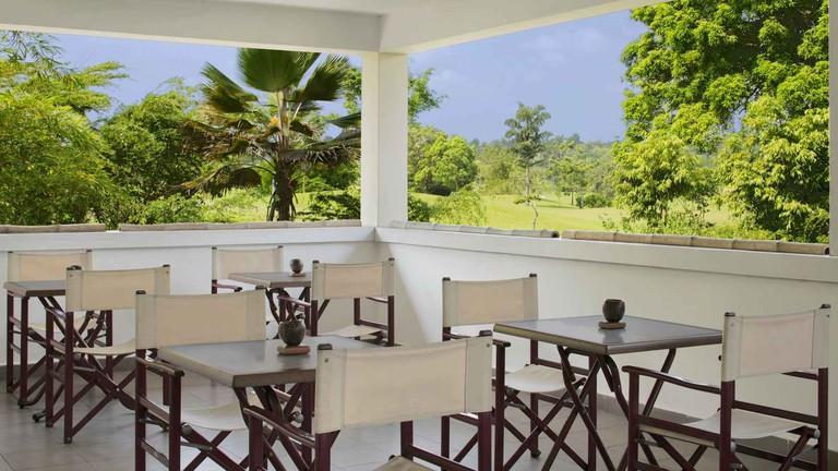 Le Meridieen Ibom Hotel and Golf Resort