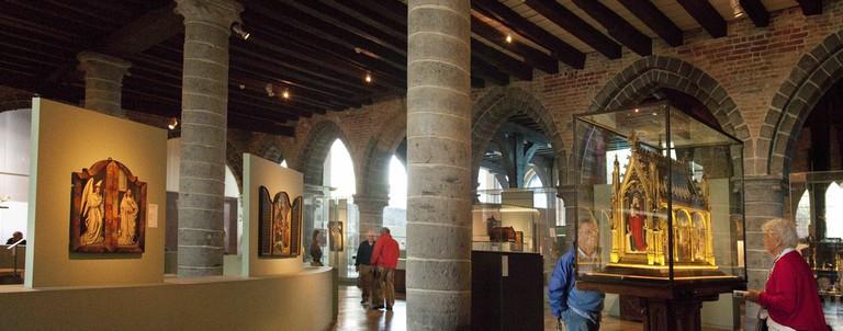 Hans Memling Museum | © Jan D'Hondt / courtesy of Visit Bruges