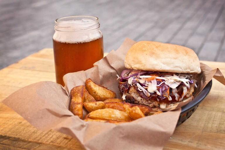 Slow food and craft beer