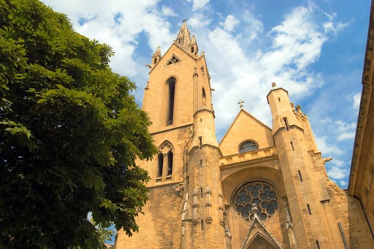 The church of Saint Jean de Malte