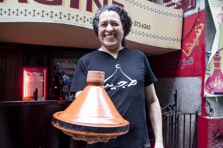 Chef Hamid of Tagine