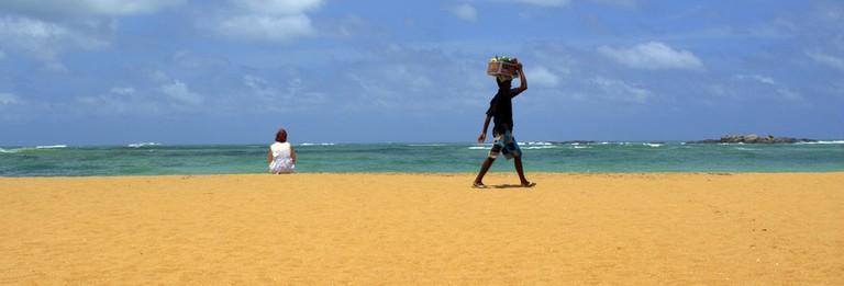 Unawatuna, Sri Lanka © Ian Campbell / Flickr