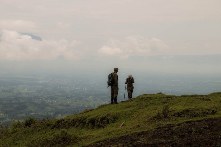 Volcanoes National Park hiking guides