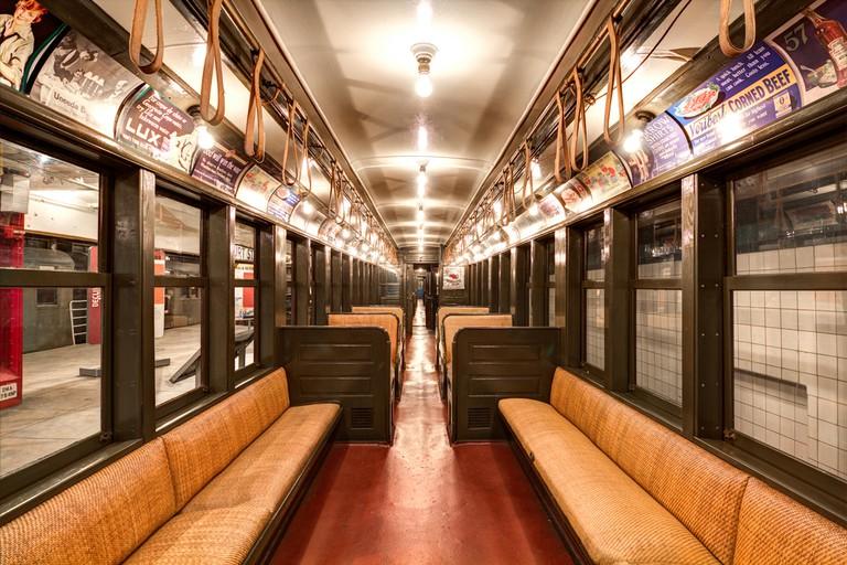 New York Transit Museum, New York