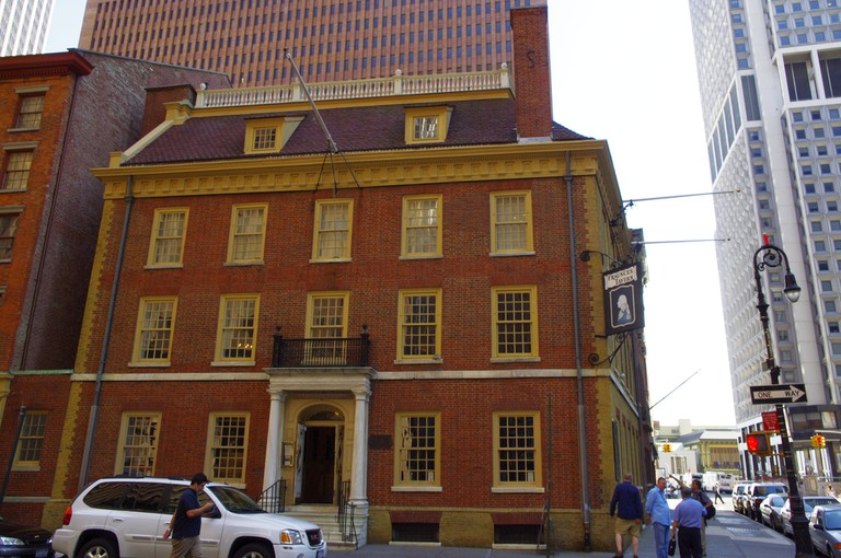 Fraunces Tavern Museum, New York