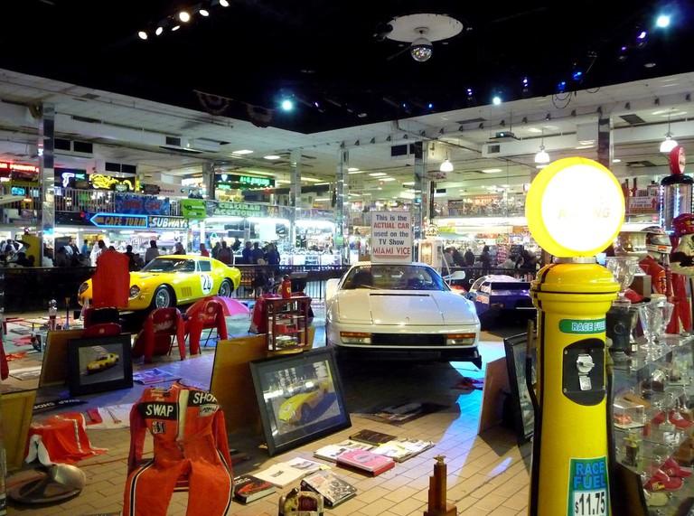 Swap Shop Flea Market & Drive-In
