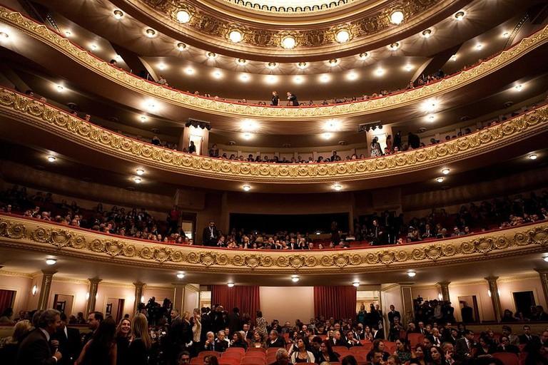Inside the Municipal Theatre   © Pedro França/WikiCommons