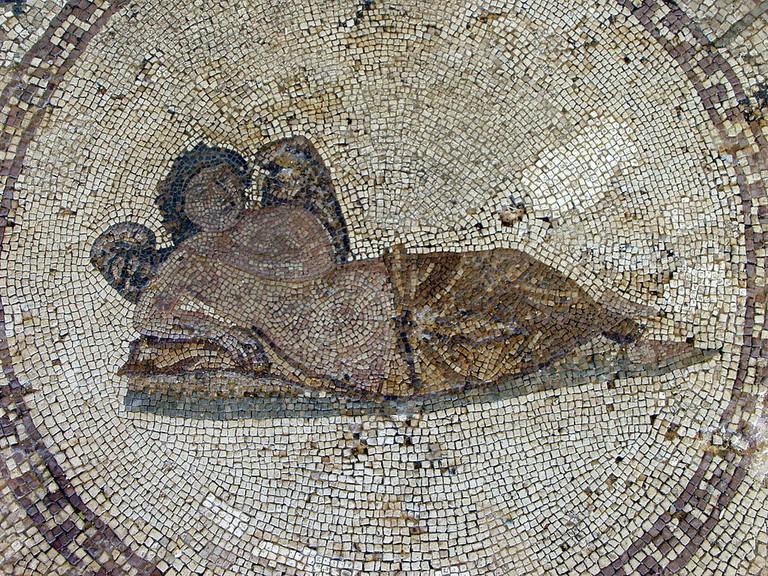 Roman Mosaics Risan   © Jasusz Reclaw/WikiCommons